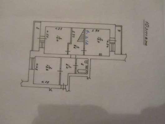 Продам 5-к. двухуровневую квартиру Взлетная 26 Б, 10-11 К в Красноярске Фото 1