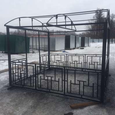 Беседки дачные в г. Вологда Фото 2