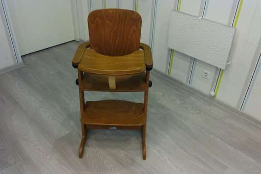 Деревянный детский стул Geuther