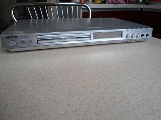 DVD-плеер AKIRA DVD-2102S