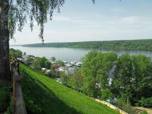 Участок 560 кв.м на первой линии на Волге в г. Плес Ивановской области в Иванове Фото 2