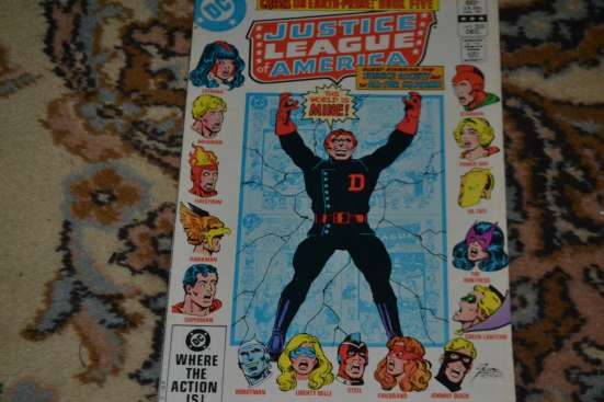 Комиксы (оригинал) DC 1989 -