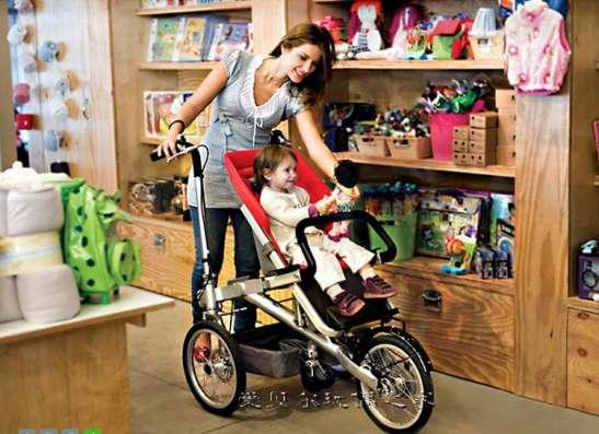 Велосипед коляска-трансформер в Сургуте Фото 3