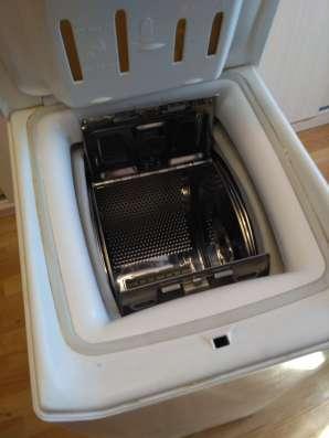 Стиральная машина Candi CTO1066, б. у. Немного гремит подшип
