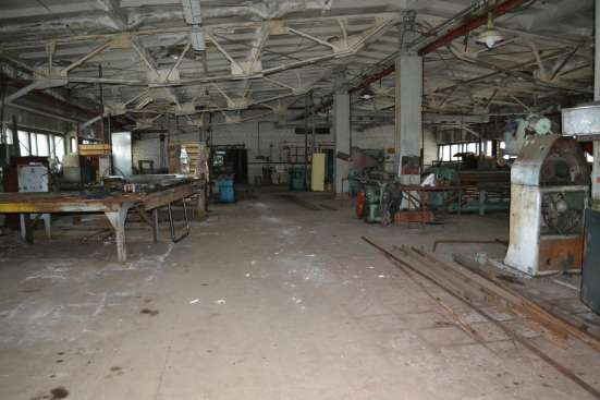 Производственное здание в г. Усть-Илимск Фото 2