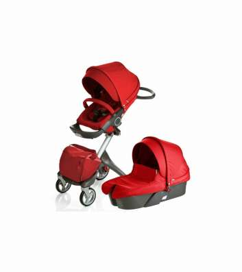 STOKKE XPLORY V3 коляска + Люлька