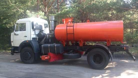 Поливомоечное оборудование ТМ-6,0ПМ