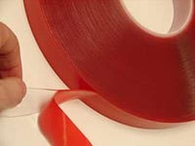 Двухсторонний скотч сверх прочный прозрачный 15 мм