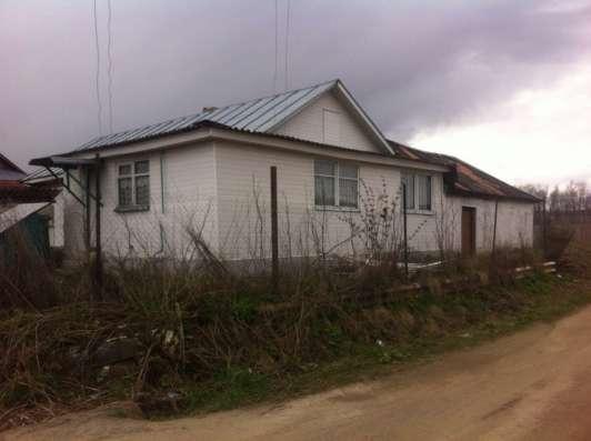 Жилой дом с землёй