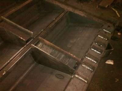 Формы для лестничных ступеней