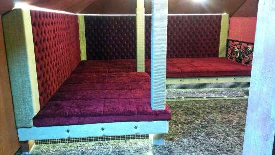 Перетяжка, обивка, изготовление мягкой мебели в Москве Фото 1