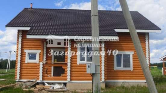Дома на Калужском шоссе
