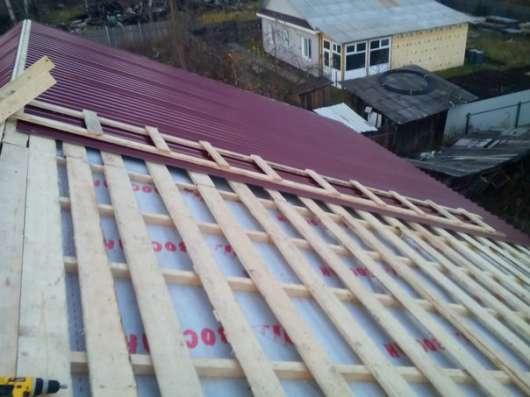 Произведем монтаж кровли или отремонтируем крышу Вашего дома в г. Вологда Фото 3