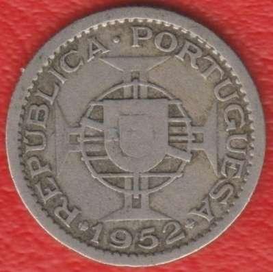 Мозамбик Португальский 2.5 эскудо 1952 г