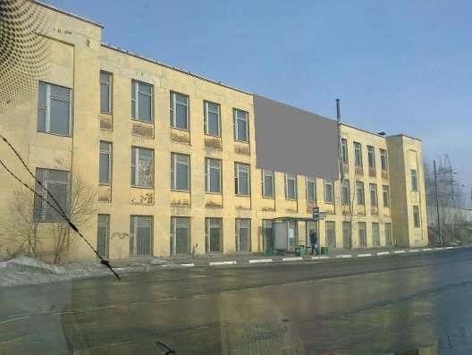 Аренда Объекта. Здание 1800 м2 + своя территория 1 Га в Москве Фото 1
