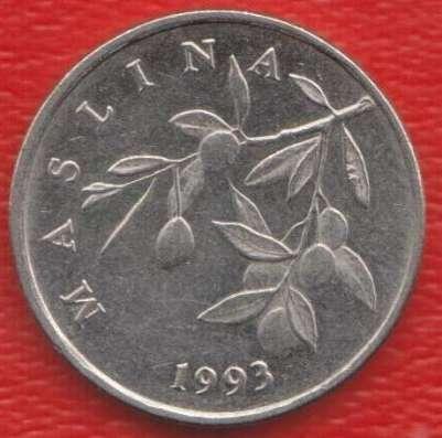 Хорватия 20 лип 1993 г. Олива европейская в Орле Фото 1