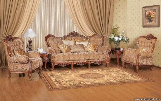 Мягкая мебель из Китая и Италии в Москве Фото 2