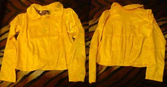 Новый яркий пиджак