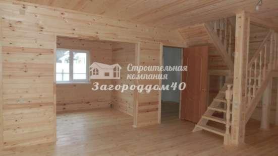 Дом на участке с березами и соснами в Москве Фото 3