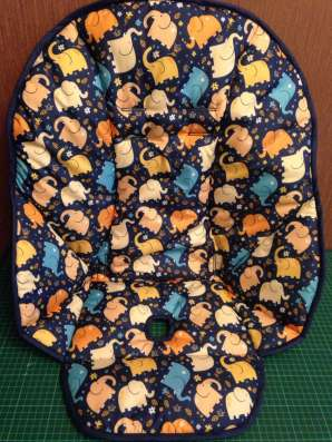 Чехлы на стульчик для кормления Peg Perego Tatamia в Москве Фото 1