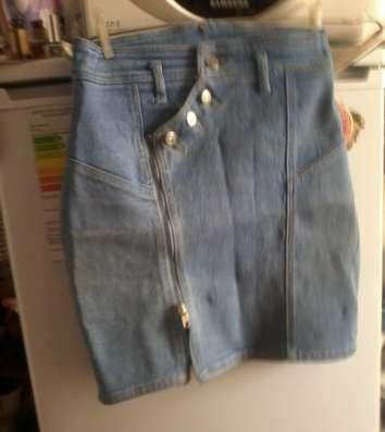 Юбка джинсовая, фирменная