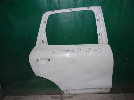Правая задняя дверь Volkswagen Touareg(08-н. в.)