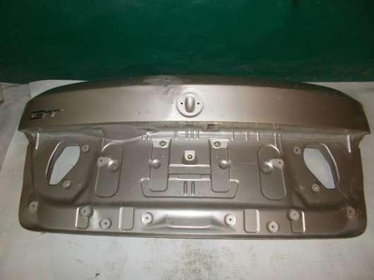 Крышка багажника на BMW GT