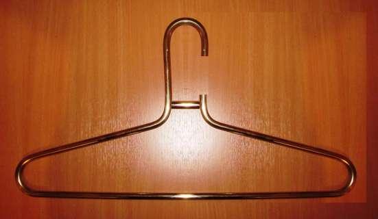 Вешалка плечико LSS2 латунное полированное усиленное