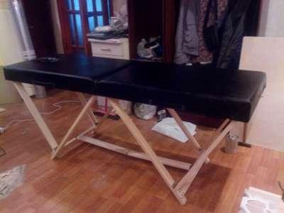 Массажный стол (кушетка) складной Личное производство