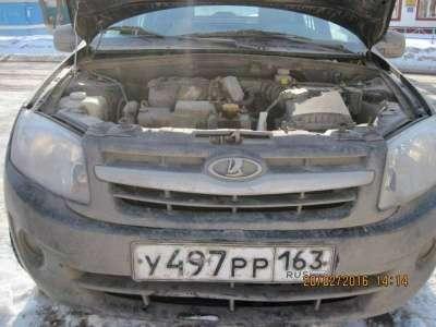 автомобиль ВАЗ Granta