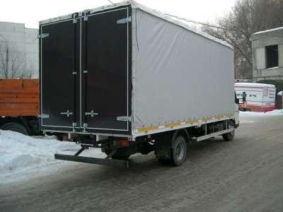 грузовой автомобиль Mitsubishi FUSO Canter