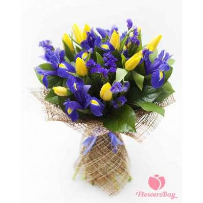 Букеты, цветы с доставкой по Москве Фото 1