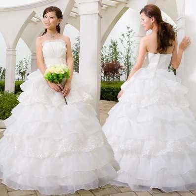 Свадебные платья большой выбор в Москве Фото 3