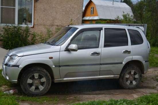 Продажа авто, Chevrolet, Niva, Механика с пробегом 145000 км, в Рыбинске Фото 5