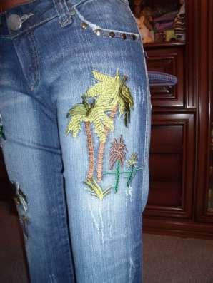 Джинсовый костюм Bicstar Jeans р.42-44 новый в Санкт-Петербурге Фото 1