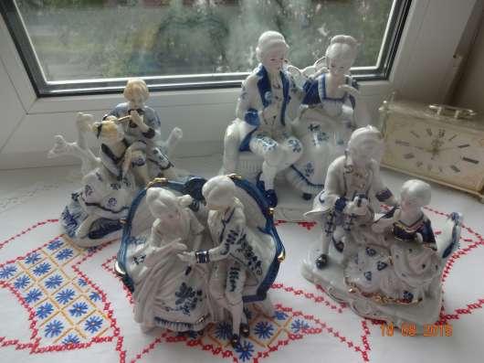 Фарфоровые статуэтки из Англии в Балаково Фото 2