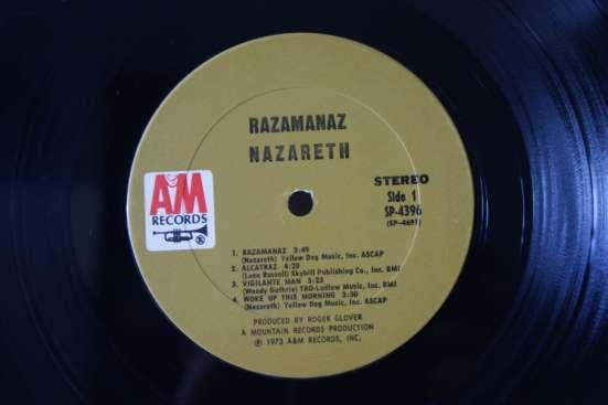 NAZARETH-1973 Made In USA