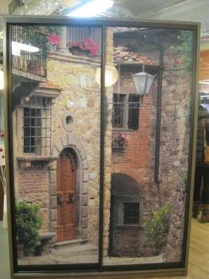 Зеркала и двери -купе