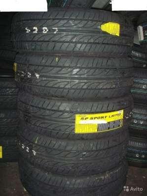 Новые шины dunlop блюреспонс 215/60 R16 SP