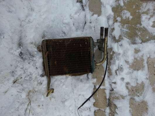 Медный радиатор отопителя ВАЗ 2101 б/у