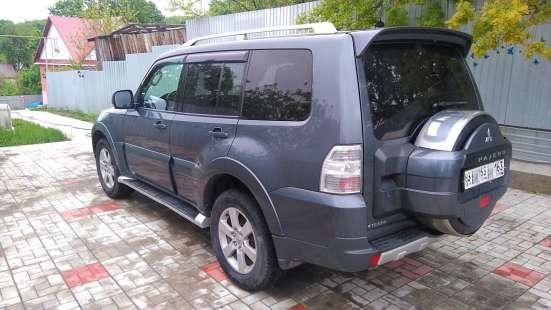 Продажа авто, Mitsubishi, Pajero, Автомат с пробегом 175000 км, в г.Самара Фото 3