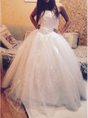 Платье свадебное в Москве Фото 4