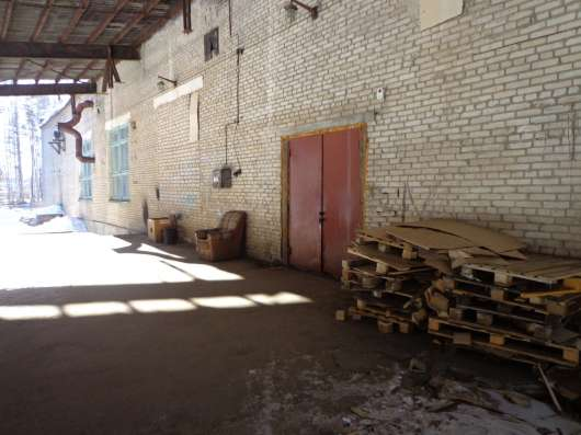 Сдам в аренду складские площади в г. Снежинск Фото 1
