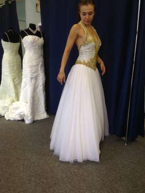 Эксклюзивное свадебное платье Klienfield в Москве Фото 1
