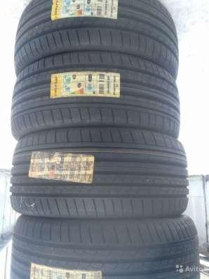 Новый комплект 245 40 и 275 35 r20 германияdunlop