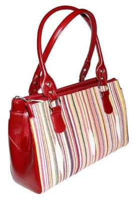 Женская сумочка 329 из натуральной кожи ската