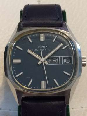 Часы Timex-автомат, 70-е гг в Балашихе Фото 2