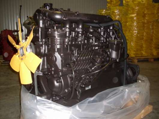 Двигатель Д-260 для трактора МТЗ после капитального ремонта