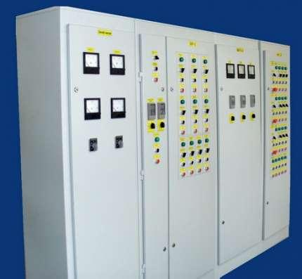 Электрощитовое оборудование (НКУ) и АСУ ТП