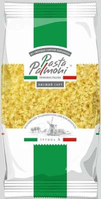 "Макароны ""Pasta Palmoni"" Лапша фигурная 250гр"
